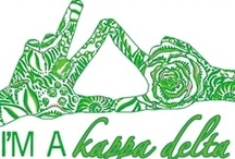 Kappa Delta Love <3 / by Taylor Vick