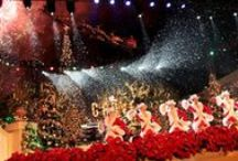 Holidays in Los Angeles / Exciting holiday events for Christmas, Hanukkah, New Year's and more in Los Angeles.
