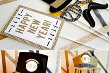 New Year's Ideas, Crafts and MORE!!