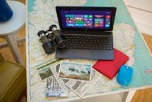 Tech + Travel / You plan the adventure. We'll help save the memories. / by Windows