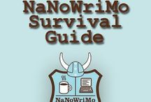 Writing -~- NANOWRIMO! / A TN-Elsewhere NaNoWriMo pinboard.