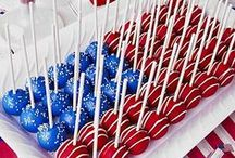 4th of July Treats / Tasty and simple treats you can make on 4th of July!!