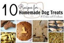 DIY for your Dog! / Do It yourself projects and recipes for your pets. / by Dog is Good