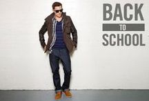 Back to School Outfits / First day of school outfits for kids and teens.