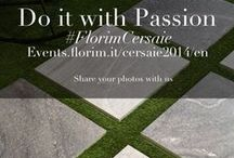 CERSAIE 2014 / http://events.florim.it/cersaie2014/en/  THIS YEAR: AT THE  FLORIM GALLERY: 9,000 sqm of modern and bright exhibiting space entirely renewed - Via Canaletto 24 - Fiorano Modenese (MO) - AT THE FAIR: stand C1 – D2 - Bologna Trade-show (Hall 15) #fair #events #florimcersaie #cersaie #cersaie2014 #fair2014 #architect #architects #architetti #architettura #architects #decor #style #surface #ceramic #floor #wall #ideas #tendenze #stile #eccellenza #passione #passion  / by Florim Ceramiche