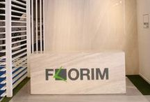Coverings 2015 / Get inspired by our Florim booth at the Coverings 2015 in Orlando.  Almost 300 m2 of exhibition space to show the aesthetical and technical qualities of Florim and Florim USA slabs. / by Florim Ceramiche