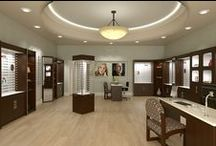 Designer Series / Designer Series offers the most customization of our display styles. Start with a base style and choose your materials, frame supports, and door styles to make it your own!