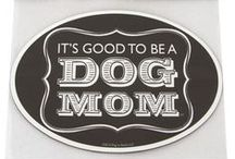 Dog Moms and Dads / For the dedicated parents of dogs. / by Dog is Good