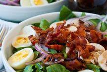Recipes | Salads / Salads and Pasta Salad Recipes