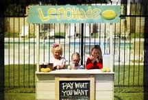 Lemonade Stand Fun for Little Ones