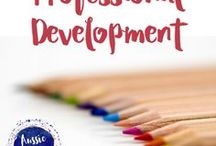 Professional Development / Ideas and suggestions for professional development.