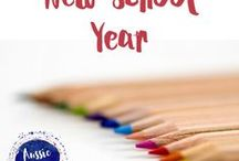 New School Year / This board is a smorgasbord of ideas to start the new year with a bang!