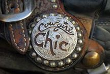 Cowgirl / I figure if a girl wants to be a legend, she should just go ahead and be one. ~Calamity Jane~