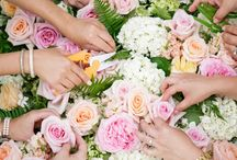 Floral Wedding Themes / Flowers, bloom, elegant bouquets and modern invitations. Get inspiration for your floral themed wedding.