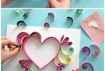 Arts, Crafts, DIY / Beautiful and fun arts and crafts. Some Do-it-yourself (DIY) projects too. Enjoy doing them for you friends as gifts, getting your kids to participate or simply get lost in your own creativity.
