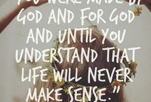 Christianity & Faith / Faith quotes & Scriptures