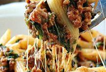 Eating: Pastas