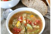 Eating: Soups