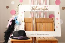 First Birthday Party / Different first party themes for boys and girls. Celebrating and inspiration for themed parties such as mustache, Safari, jungle, nautical, under the sea, unicorn birthdays with clever diy, tips and ideas.