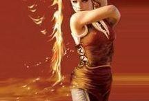 Battle Ready for the Kingdom! / God's warriors ... spiritual warfare ... kingdom of Heaven... women warriors!