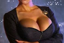 Nerds day dreams / Sci-fi babes and other nerdy hotties