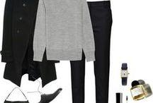 Capsule wardrobe / Minimalistische Garderobe