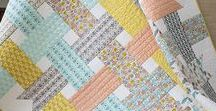 Inspiring quilts / Quilting ideas and inspiration. If only we had time to make them all!