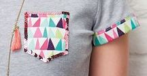 Refashion ideas / Whether you call it refashioning or upcycling, we love giving our existing items a new lease of life