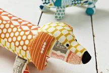Handmade Softies / Everyone loves a softie! Not just for kids these cute soft toys look great as home decor too.