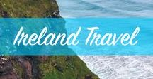 Ireland Travel / Travel tips and inspiration for visiting Ireland and Northern Ireland. Where to go, what to see, and essential travel tips.