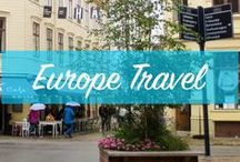 Europe Travel / The best travel destinations in Europe.