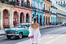 Caribbean & Central America / Sunshine destinations in the Caribbean andCentral America. Travel inspiration for the next winter getaway!