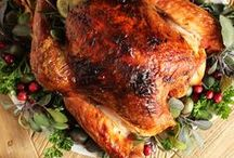 Thanksgiving - Food and Decor / Get your thanksgiving sorted with an array of food and decor ideas and inspiration