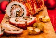 Christmas - Food / Christmas and everything food!