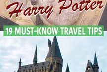 Harry Potter Themed Travel / Harry Potter themed travel around the world.