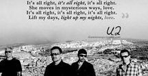 U2 and Tracy Chapman
