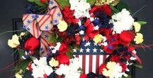 Fourth of July Ideas / Check out NEXT's door and window decor ideas for Fourth of July.