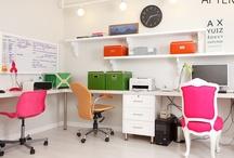 Inspiring Workspaces / Office spaces