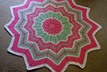 Crochet / These are all patterns I have found in various places on the internet. / by Michelle Remington