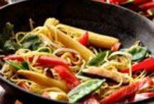 vegetarian recipes / by Lisa Purko