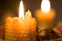 Candlelight / Candles and accessories / by Terrie True