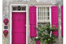 Out-doors / Kewl old doors / by PineConeLady Crafts