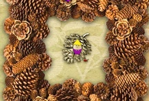 Pinecone Crafts / by PineConeLady Crafts