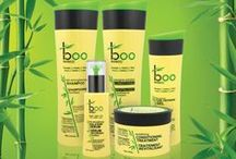 Boo Bamboo Hair Products / Stronger, healthier looking hair
