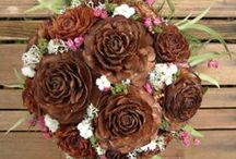 Pinecone Wedding Ideas / by PineConeLady Crafts