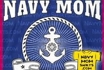 I am a Navy Mom! / I am a Very Proud Navy Mom.. When I miss my boys - I go Navy Shopping! hahahaha! Thank you to all the Military Families that sacrifice so much! / by PineConeLady Crafts