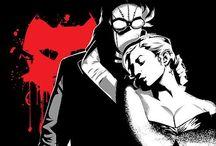 Heroes / Superheroes, Marvel mostly. Comicbooks screenshots.
