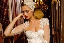 """Corston Couture - The French Collection / Corston Couture - This collection was inspired by the wonderfully decadent and romantic feel of old France - Photography: """"Suzanne Duncan Photography"""" Hair and Makeup: """"Nicole from Reelefx"""""""