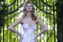 """Corston Couture - The French Garden Collection / Corston Couture - A Collection of Bridal Gowns inspired by the Romance of Old French Gardens - Photography:""""Suzanne Duncan Photography"""" Hair and Makeup: """"Nicole from Reelefx"""""""