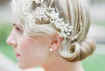 Inspiring Hair for your Wedding / Corston couture - We are always collecting Hair style ideas for our own photo shoots, and on this board decided to share them with you...hopefully you will be inspired by one ( or more!) of these beautiful and interesting ideas.